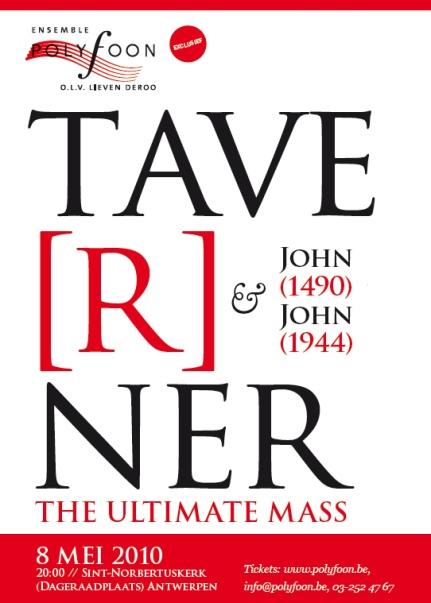 Taverner-to-Tavener